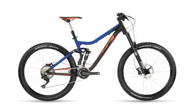 Enduro bike on rent (for downhill)