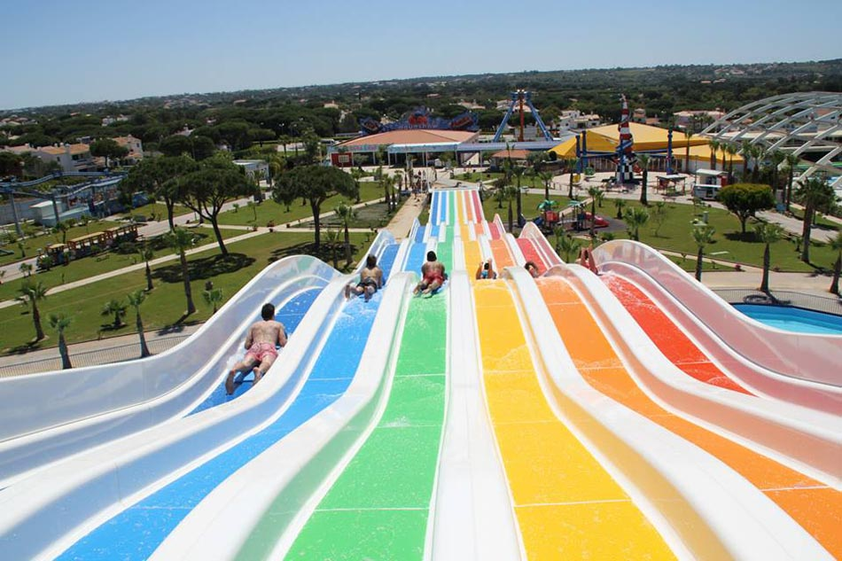 Water and Theme Parks in tavira