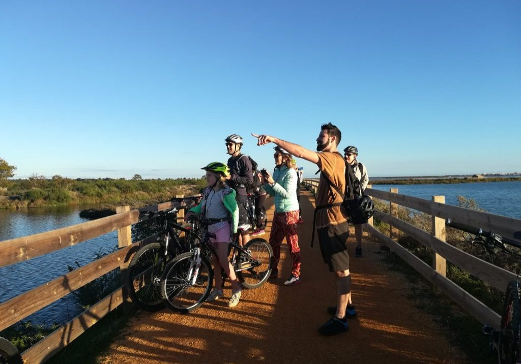 Let's try the best bike guided tour in and around Algarve with MTB Algarve!